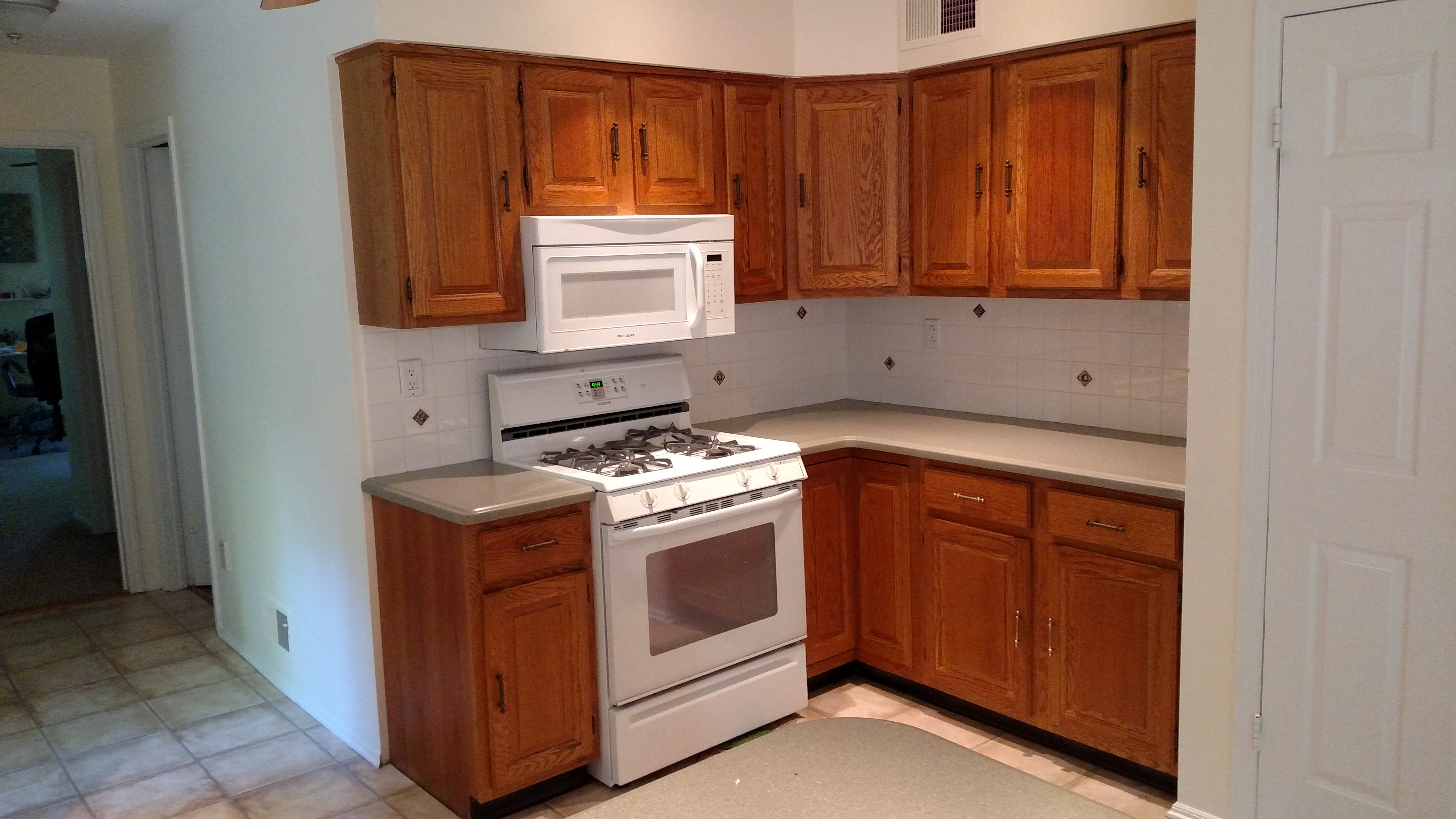 Kitchen Cabinets Refinishing | Alexander Painting and Home ...